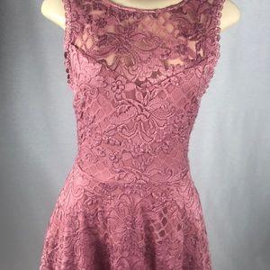 City Studio Dresses - City Studio Stretch Sleeveless Dress